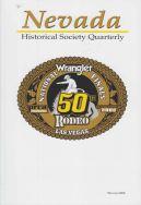 Nevada Historical Society Quarterly Winter 2008